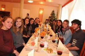 Christmas Dinner UL