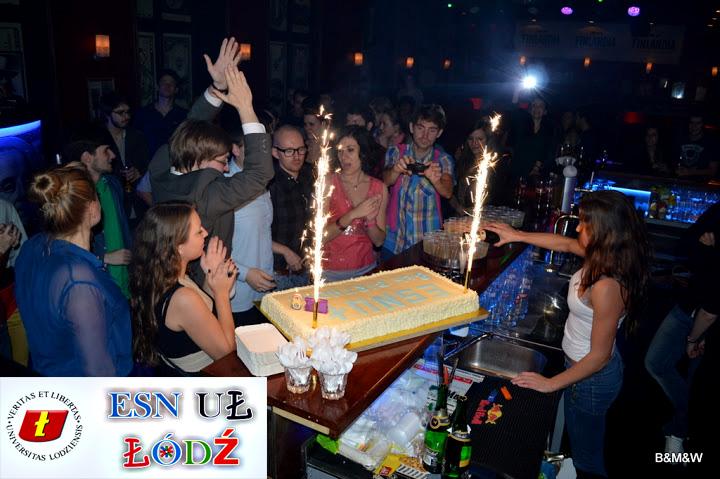 ESN Birthday Party, Pewex Club