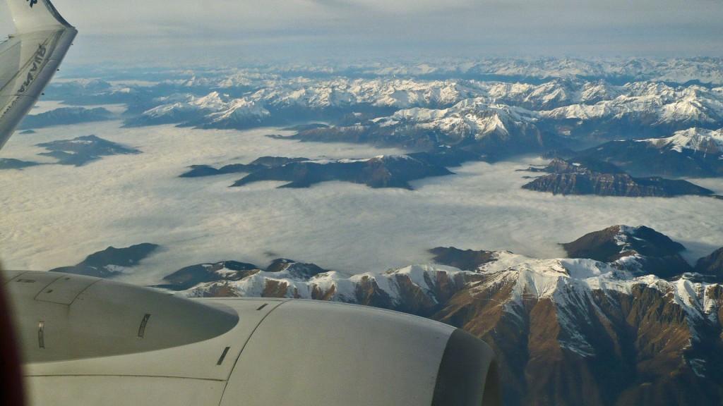 Alpes de Milán a Lodz